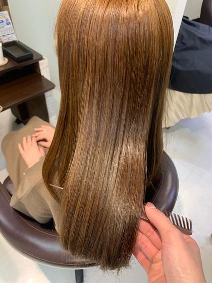 🌈✨[1日1名様限定]NO.1💕髪質改善サイエンスアクアトリートメント