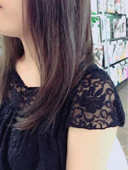 【カラー】モノトーン ARTESIA by anyhow所属・岡野巧のスタイル