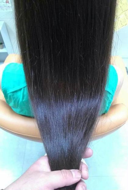 ヘッドスパは頭皮だけでなく髪の毛の状態を良くしてくれるのでとてもオススメ☆リラクゼーションはもちろん、お悩み改善もさせて頂きますよ♪ primo...lien所属・芝幸大のスタイル