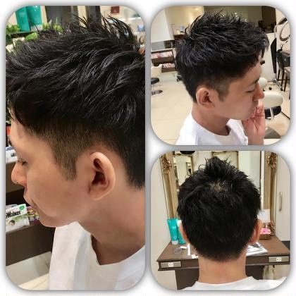 🌿《健やかな髪と頭皮のために》🌿🚹男女兼用🚺カット & 炭酸ヘッドスパ
