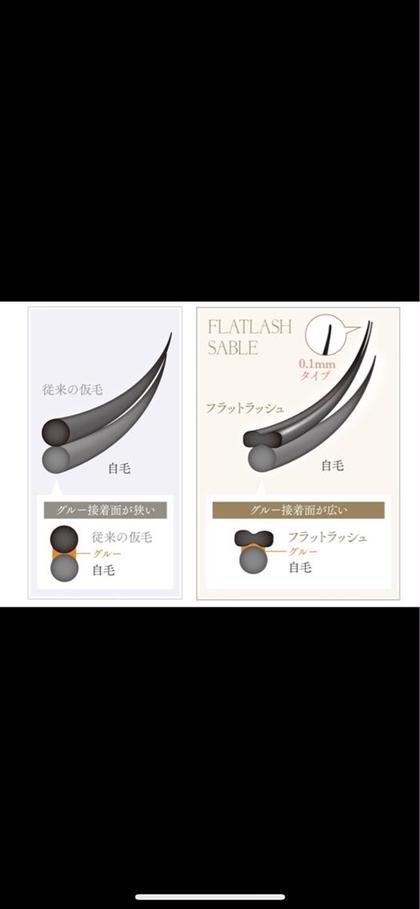 【#アオハル】ご新規様♡フラットラッシュ120本