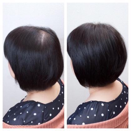 分け目や前髪の悩みに‼️増毛エクステ✨👩🏻カウンセリング+お試し200本