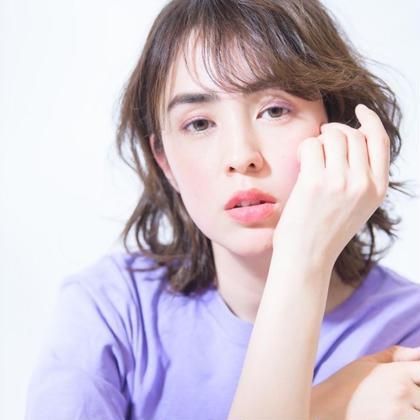【女性限定】カット+アディクシーカラー+15分スパシャンプー