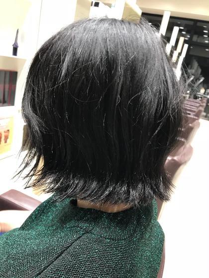 外ハネボブもお任せください☆ za/za所属・ヒラヤマユウスケのスタイル