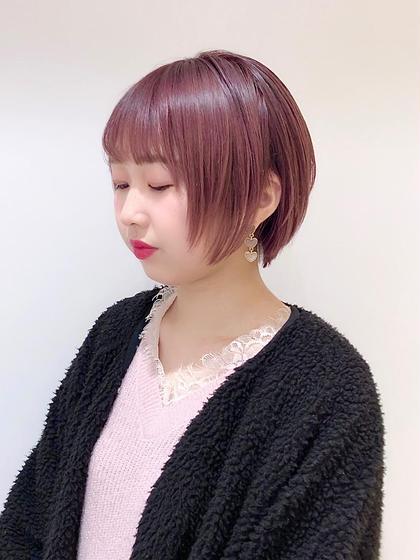 【髪のメンテナンスに✨】カット+リタッチカラー