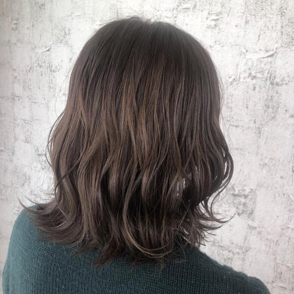 【11月7日限定☘】カット+カラー+トリートメント¥4950