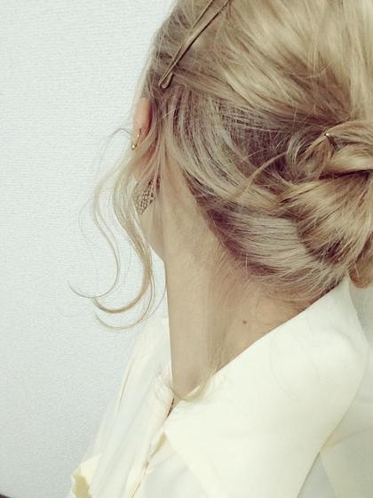 Hair DERA's所属・大高麻衣のスタイル