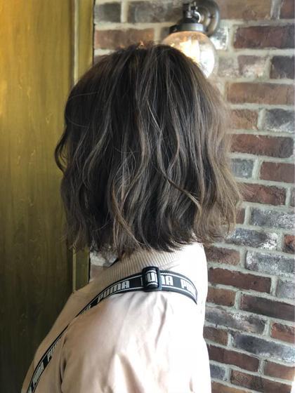 【3回目まで使える】前髪カット & リタッチカラー & 艶髪トリートメント