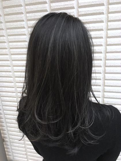 カラー  【 ハイライト × イルミナカラー  】