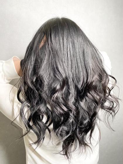 💚就活応援*透明感Max💚ナチュラル黒染め or ナチュラル白髪染カラー¥4500