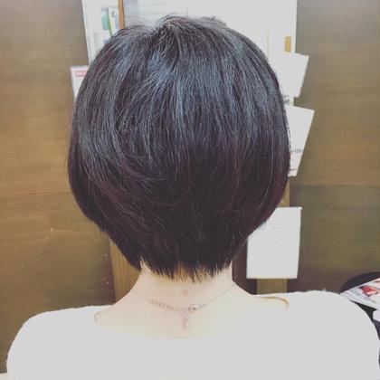 エクファ   ヘアガーデン所属・松本浩太朗のスタイル