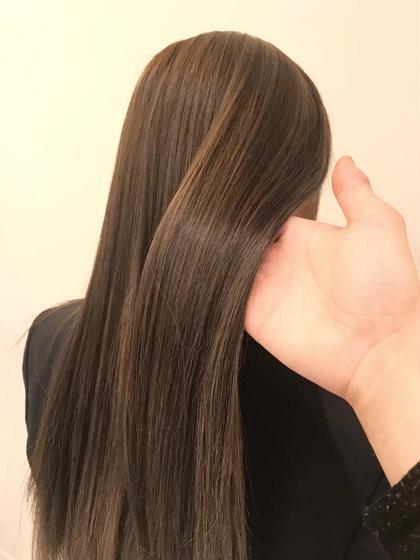 【憧れのサラ艶ヘアー】髪質改善orストレートパーマorストレートトリートメント✨