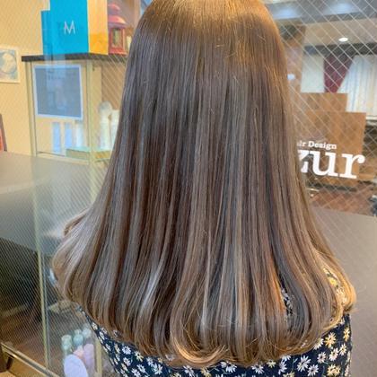 新規❤学割❤なりたい髪色に( ⁎ᵕᴗᵕ⁎ )⭐ハイライトorグラデーションorインナー+全体カラー+トリートメント