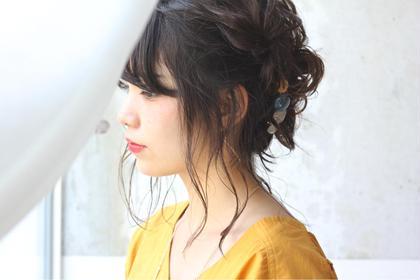 hair salon LISALISA所属・武田龍二のスタイル