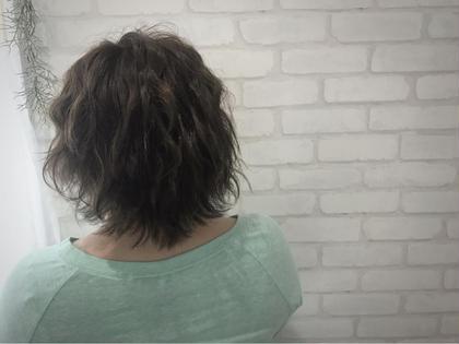 今話題のイルミナカラーを使用しています♡ cocoterraceココテラス所属・高橋楓のスタイル