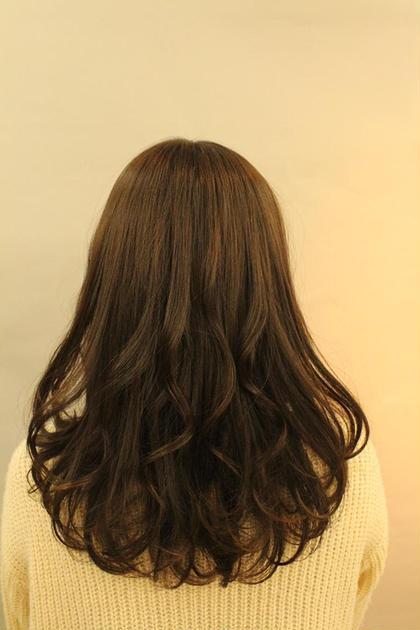Carino hair所属・川瀬敬介のスタイル