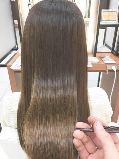 髪質改善ヘアエステ✨ダメージレスでクセ毛を改善✨圧倒的なツヤ、まとまり✨