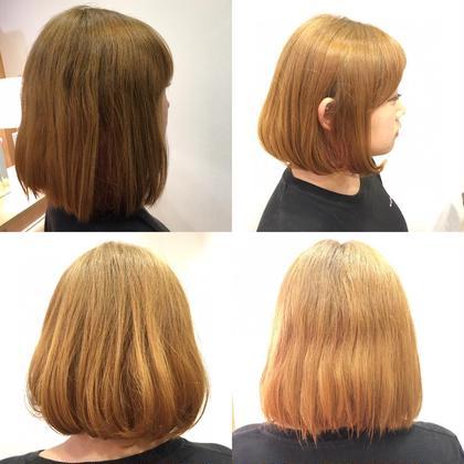 ボブスタイル‼︎ U.Hair所属・仲光啓輔のスタイル