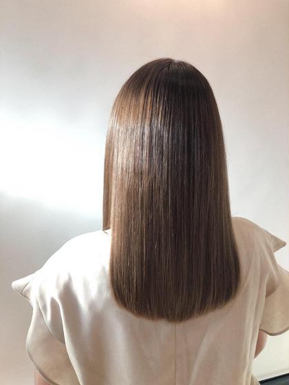 minimoモニターさま限定✂️髪質改善トリートメント✨
