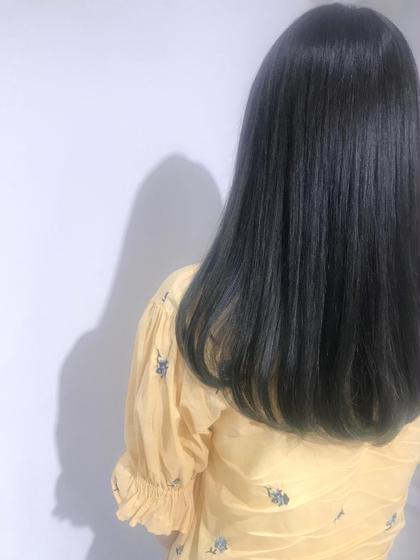 🧡毎朝らくちん🧡前髪カット+前髪パーマ