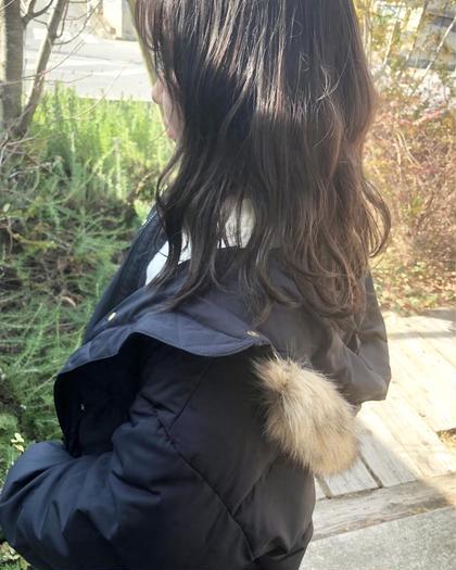 前髪カット&ワンカラー&うるつやトリートメント