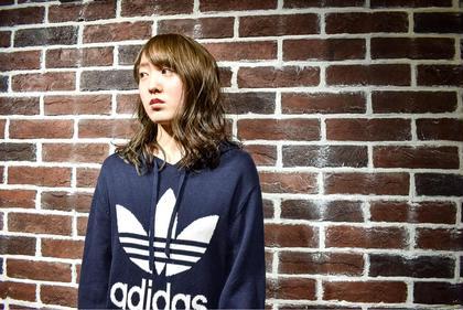 『初回』ケアブリーチ【ポイントインナーカラー】&カラー&トリートメント