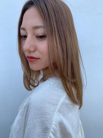 【#アオハル】カット&トリートメント縮毛矯正