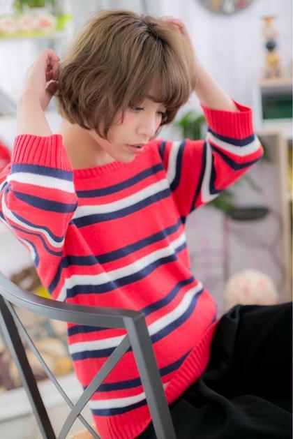 hair&make   miq駒込所属・フジサキマイのスタイル