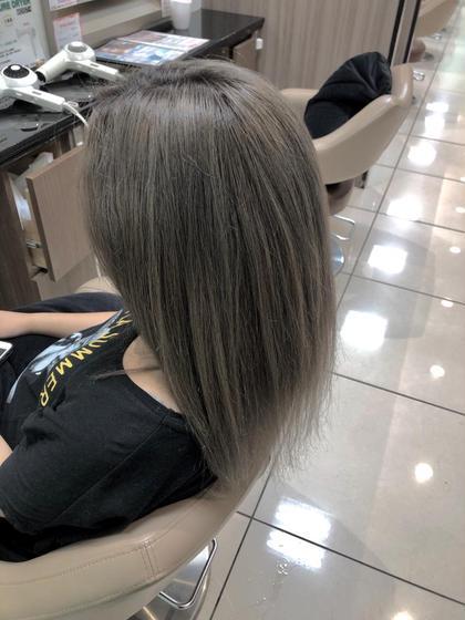 Ash西川口所属の松本竜太朗のヘアカタログ