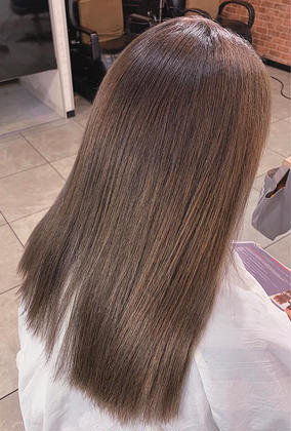 【最新髪質改善メニュー】髪質改善¥6600〜