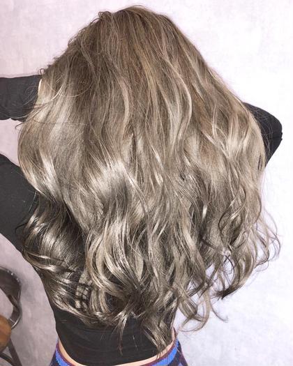カラー mad grey ☘