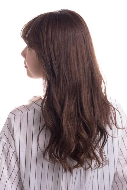 パーマやカラーで傷んでしまった髪でも Aujuaトリートメントをすることで #髪質改善🌟 #一人一人に合ったヘアケア #Aujuaソムリエ