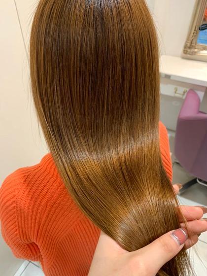 【コロナ応援割引】カット+髪質改善サブリミックトリートメント