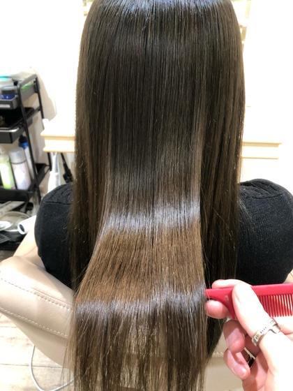 ⭐️新規限定⭐️髪質改善縮毛矯正⭐️