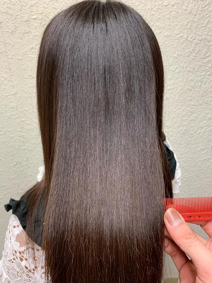🌟髪質改善縮毛矯正🌟トキオデシンカ(縮毛矯正+TOKIOトリートメント成分配合)