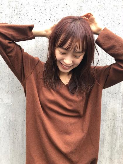【新規スペシャルクーポン】カット+クオルシアカラー+Tokio髪質改善トリートメント✨