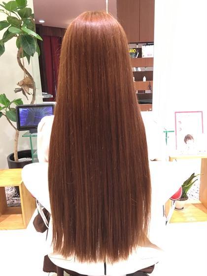 【人気NO3】髪質改善縮毛矯正 & トリートメント