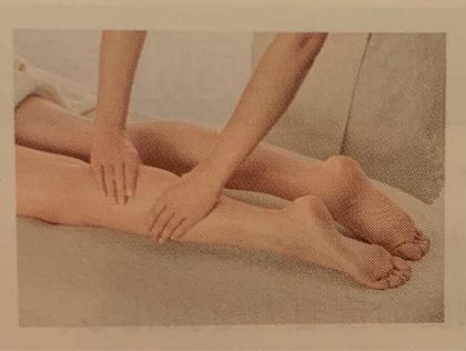 1回で驚きのむくみ解消‼️フットエステ🦶足の太さが変わります👌