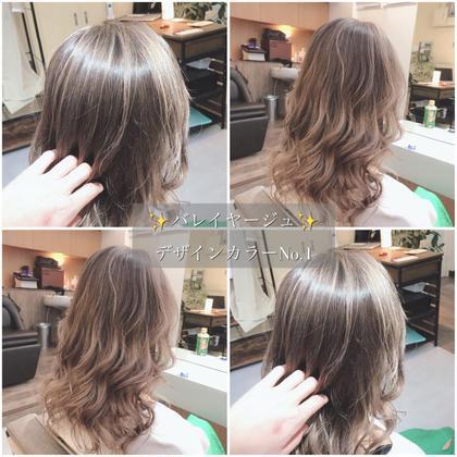 🔷カット・イルミナ・アディクシーカラー・TOKIOトリートメント🔷✨髪質改善トリートメント🌈