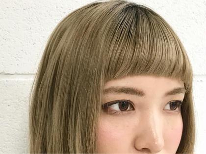 ✨人気no.1✨ブリーチ&カラー&カット