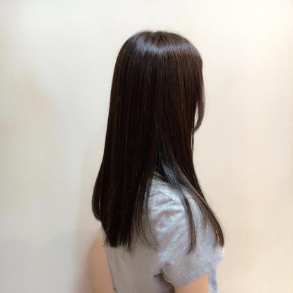 ヘアケアカラー×アッシュカラー HIKARIS  hair所属・ハマダハルカのスタイル