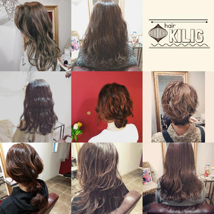 hair KILIG所属・hairKILIGのスタイル