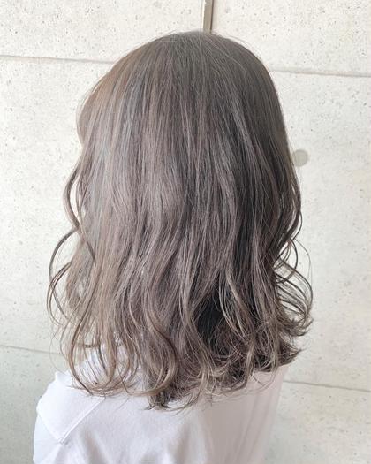 【髪の毛のケア】カット+3stepトリートメント