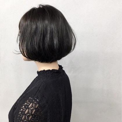 シアカラー & トキオトリートメント(白髪染め可)