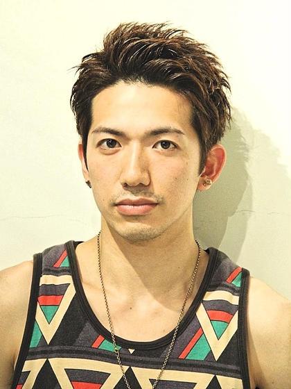 【男性の方必見】 メンズカット+集中極上頭皮ケアSPA+潤トリートメント ¥5980