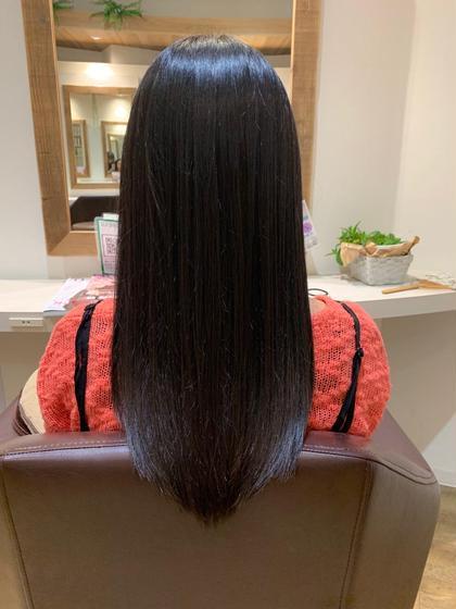 【3月中】髪質改善トリートメント+眼精疲労改善ヘッドスパ✨