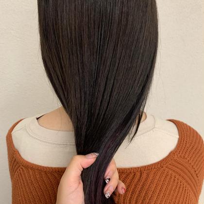 小顔カット+オージュアトリートメント+選べる髪質改善シャンプー