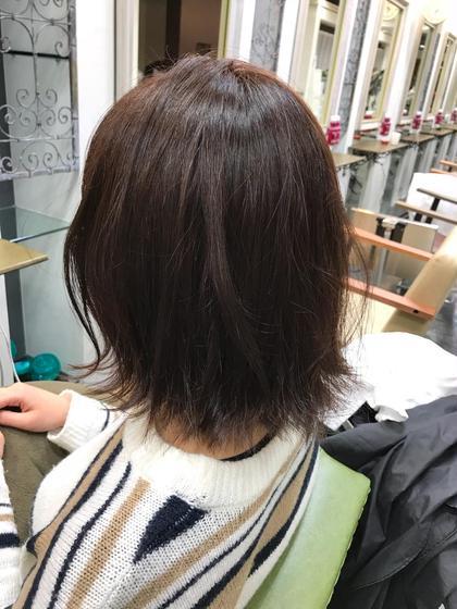 ❤️ 人気No.1 ❤️カット × カラー