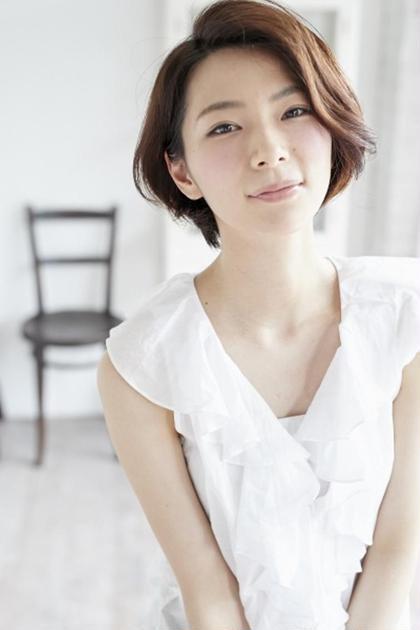 大人ショート! canopus2所属・本田絵美のスタイル