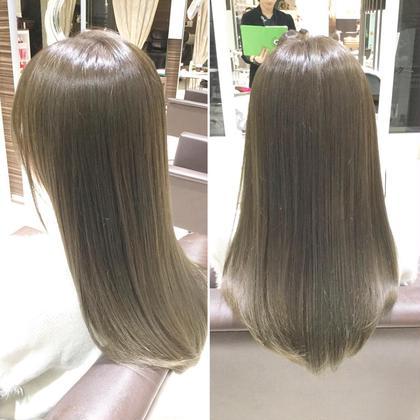セミロング 極上トリートメントで艶美髪へ。。。